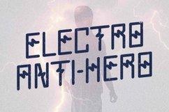 Web Font ELECTRICHEART Font Product Image 5