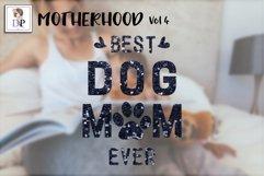 Motherhood v4 Bundle Photo Overlays Social Media Canva Photo Product Image 6