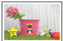 Pink Easter Bucket Mock Up Mockup Product Image 2