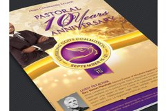 Clergy Anniversary Template Bundle Product Image 5