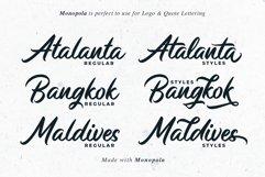 Monopola Script Product Image 2