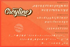 Groyline Retro font Product Image 10