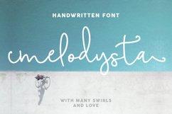 Melodysta Script Product Image 1