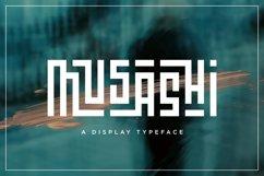 Musashi - 700 Ligatures Alternative Product Image 1