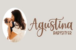 Lovely Mothers Font Duo Product Image 6