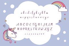 Rainbow Script Product Image 4