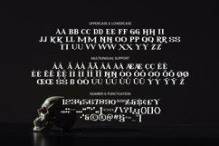 Web Font Corvin Font Product Image 4