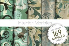 The BIGGEST Marbled Paper Collection Product Image 1