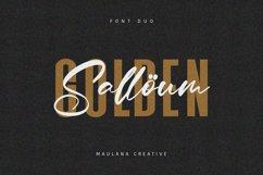 Salloum Golden Font Duo Product Image 1