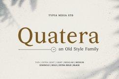 Quatera Serif Family Product Image 1