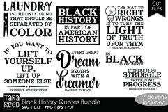 Black History MEGA BUNDLE - SVG & Cut Files for Crafters Product Image 2