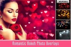Romantic Bokeh Photo Overlays Product Image 1