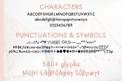 TomoSans Sans Serif Typeface Product Image 6