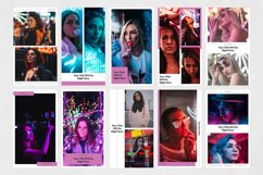 Neon Animated Instagram Stories Product Image 8