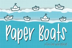 Paper Boats Product Image 1