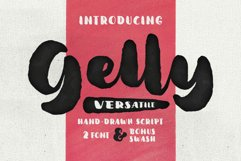 Gelly Script Product Image 1