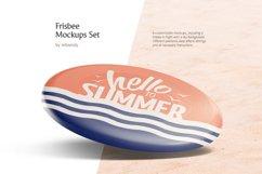 Frisbee Mockups Set Product Image 1