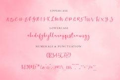 Ronhilli Script Font Product Image 4