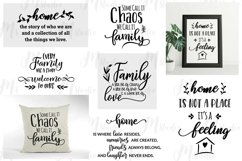Family Quotes svg bundle Product Image 5