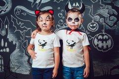 Happy HallRAWRween SVG - Halloween Dinosaur - Halloween SVG Product Image 3