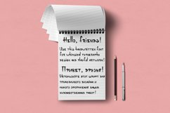 Dandelly - Playful Comic Font Product Image 5