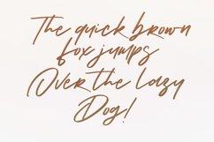 Katty Lynch Brush Font - Free Serif Product Image 5