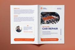 Car Repair Brochure Bifold Product Image 2
