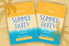 Summer Beach Sunny Display Typeface Product Image 4