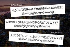 Dallas Roarke Font Duo Product Image 5
