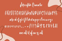 Microfilm - Beauty Handwritten Font Product Image 2