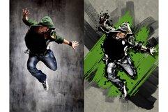 Splash Artwork Photoshop Action Product Image 5