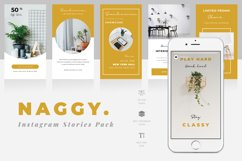 Naggy Instagram Story Template Product Image 1