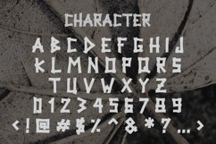 Web Font Woodpecker Typeface Product Image 3
