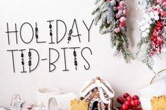 20 Christmas Fonts - A Christmas Font Bundle! Product Image 6