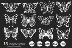 Butterflies Clip Art | Vector files Product Image 1