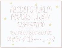 Goodnight Handmade Font Product Image 2