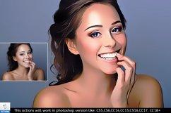 Portrait Painting Photoshop Actions Product Image 3