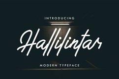 Hallilintar   Modern Font Product Image 1