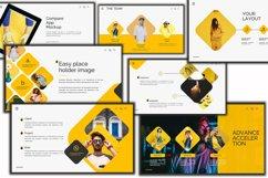 Advance Lookbook Google Slides Presentation Product Image 1