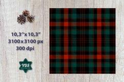 Plaid Pattern. Christmas seamless Pattern. Tartan. Product Image 2