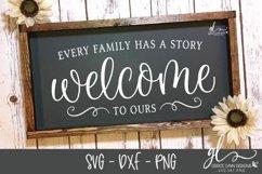 Farmhouse Sign Bundle Vol. 2 - SVG, DXF & PNG - 8 Designs Product Image 5