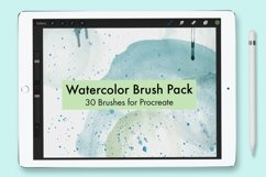 Watercolor Brushes for Procreate Product Image 1