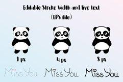 Cute Panda Product Image 6