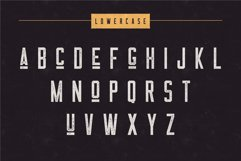 The Farmer Font - Condensed Typeface Product Image 4
