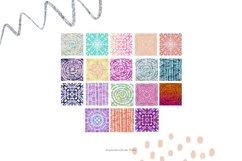 74 Tie Dye Art Digital Papers Bundle Product Image 4