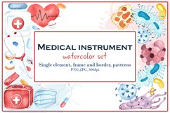 Medical instrument Product Image 1