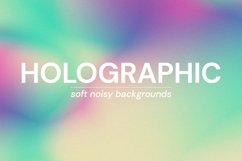 Holographic - Soft Noisy Backgrounds Product Image 1