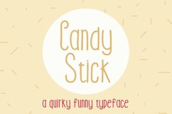 Candy Stick Product Image 1