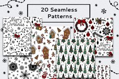Christmas Doodles Product Image 4