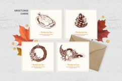 Thanksgiving Day. Autumn collection Product Image 2